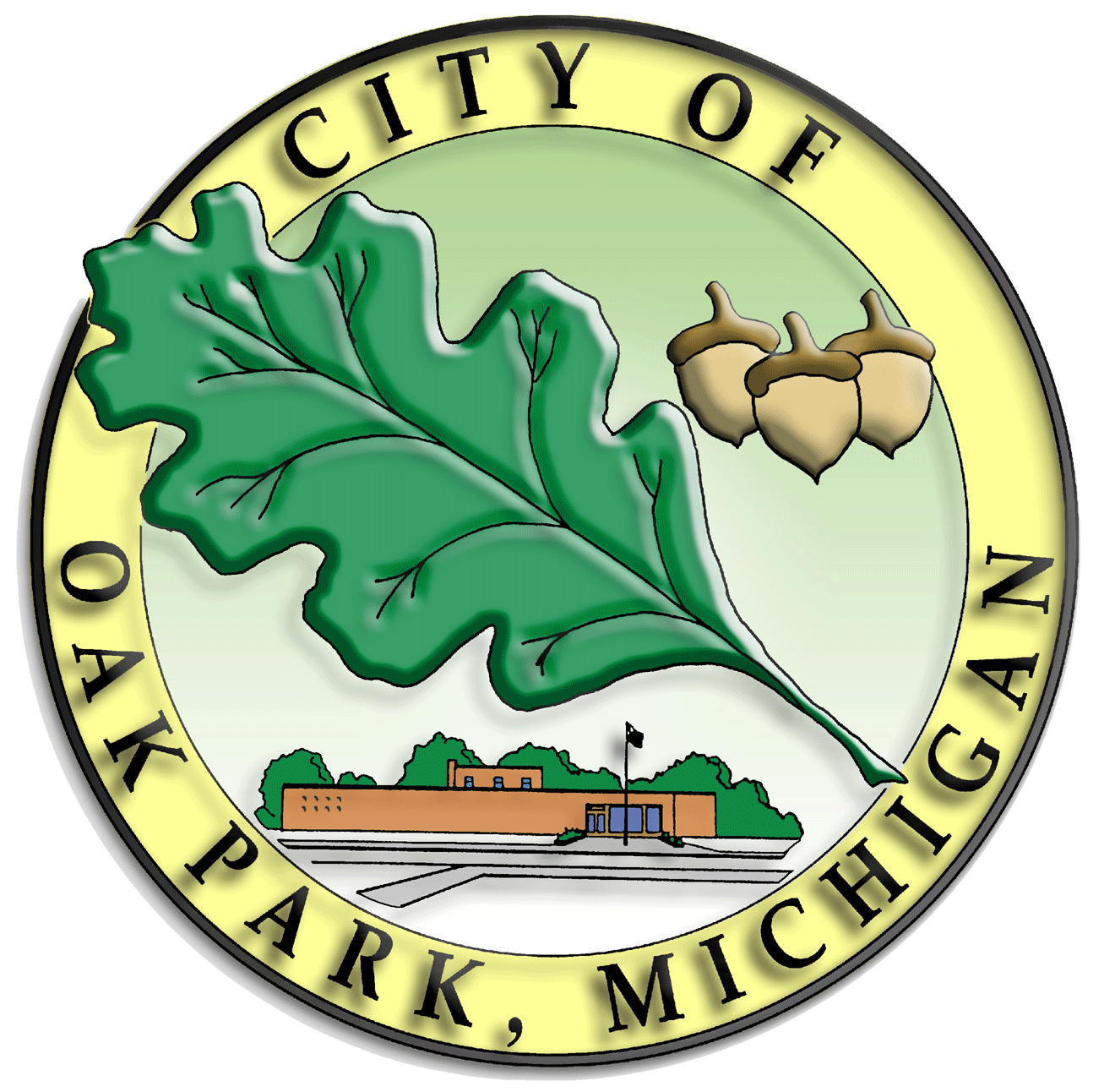 City of Oak Park Michigan